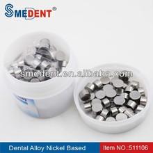 metal non precious cobalt chromium dental alloy