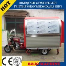 FV-22F Vending machine/coffee vending cart/fast food van for sale