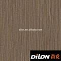 o dilon 2014 alta qualidade nova de madeira padrão de grão de filme de laminação