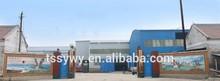 Type 800-7 GT Fiber Magnesite Roof tiles