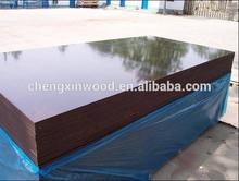 18mm black/brown/dynea/phenolic film faced plywood/shuttering plywood/panel/formwork concrete laminated Marine plywood