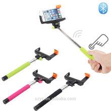 Wireless Bluetooth Extendable Phone Selfie Stick iPhone 6, Samsung, HTC Black