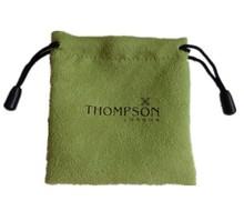 Cute custom logo top fabric small velvet bag for gift jewelry square bottom