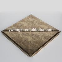 cross shaped Golden Pattern 30x30cm Clip-in 3d wall panel