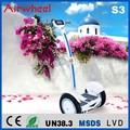 yeni tasarım airwheel s3 dengeleme çocuklar mini motosiklet