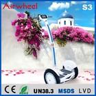 new design Airwheel S3 balancing kids mini motorcycles