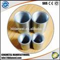 Q235 npt. tubulure d'acier en acier au carbone raccord de tuyau d'accouplement