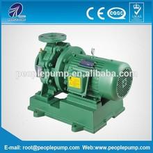 china hot sale ISW horizontal single stage centrifugal pump