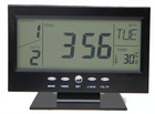 New year 2015 Multifucntion digital clock with calendar temperature desktop