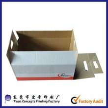 Fresh Fruit Corrugated Packaging Carton Box Manufacturers