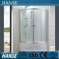 Cabines de douche en fibre de verre hs-sr817/petit rond douche, d'extrêmes/salle de douche avec baignoire