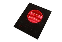 Ultra thin promotion halogen induction cooker with CE/CB approval