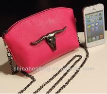 Fashional high quality ladies leather tote bags italy handbag brands