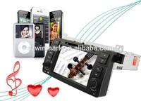 wholesale 7inch single din car radio for BMW 3er E46 M3 with DVD/GPS/TV/Radio/Calculator/Games/Time/Calendar/3G/etc DJ7062