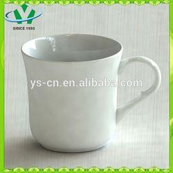 Sweet Bee hand painting crackle red glazed 14oz stoneware mug coffee cup