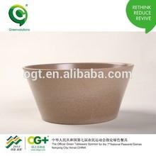 Direct buy china christmas dinnerware large round bowl GSRB-190-BC