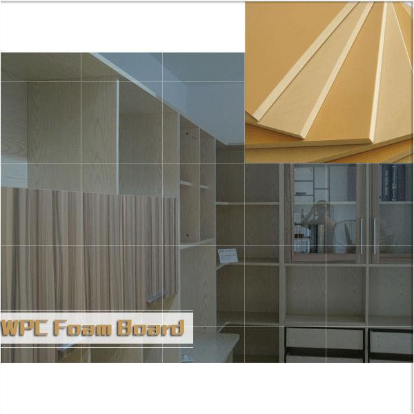 Installatie van gevelbekleding pvc furniture