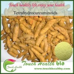 Touchhealthy Supply CAS 36062-04-1 tetrahydrocurcumin tetrahydrocurcuminoids 95%