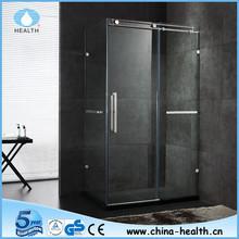 Contemporary design 3 sided shower enclosure