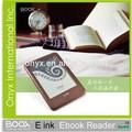 Novos produtos no mercado da china e de tinta e- livro leitor