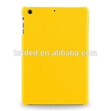 OEM Premium Leather Case for Apple iPad mini 3 -- Caen (LC: Yellow)
