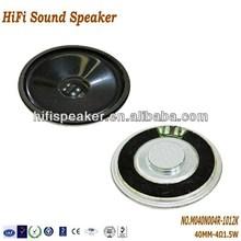 Mini micro speaker 40MM 4OHM 1.5W