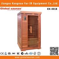 infrared or traditional sauna health swing machine