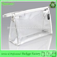 Alibaba sales cosmetic bags china/makeup tools packaging bag/clear toiletry bag