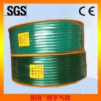 High quality Pneumatic Polyurethane Material Water Green Pu tube 16*12