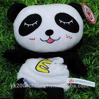Top sell plush toy panda