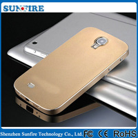 Factory Supply for samsung s4 case aluminium, ultrathin metal case for samsung galaxy s4