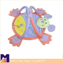 wholesale china cotton safe waterproof baby play mat