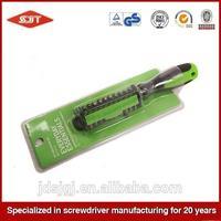 Excellent quality hot selling ratchet handle screwdriver bits set