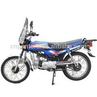PT125-B Optional Blue Disc Brake 124cc Motorcycle