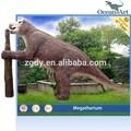 Alta simulação artificial dinossauros animatrônicos animal selvagem/comércio garantia