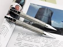 Stainless steel wire braid metal pen metal detector pen