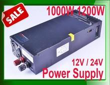 12v 100a power supply 1000w 1200w led transformer 220v