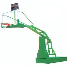 Sports Equipment Electric Hydraulic Basketball Stand