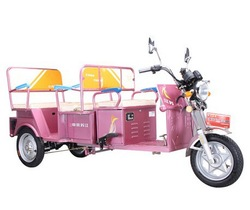 New model eco friendly electric tuk for passenger