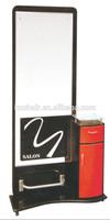 salon elegant modern style mirror; decorative salon mirror
