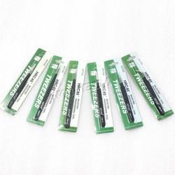 precision stainless steel tweezer/static dissipative tweezers