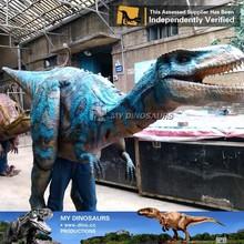 walking with dinosaur halloween velociraptor costume