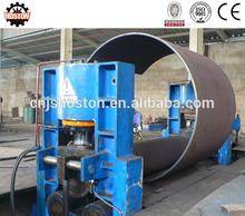 HOSTON hydraulic 4 rollers plate rolling machine & metal bending machine