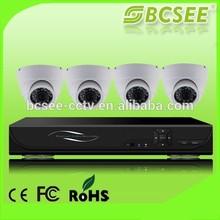 BCSEE CCTV Security Dvr Camera IP Brand CCTV 4-channel DVR Kit
