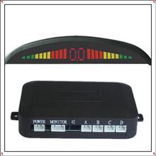 car reversing system led radar car parking sensor waterproof parking sensor parking radar