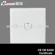 LK2001 ABS flush finger type Australian switch