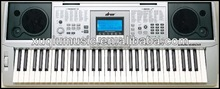 61K Electronic Keyboard Instruments