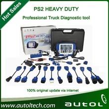2015 Diesel Diagnostic Tool PS2 Scanner 24V Trucks Diagnostic Scan Tool