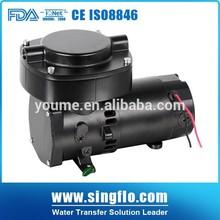 Singflo 68LPM air pump 12v/mini vacuum pump 12v air pump