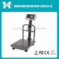 Ponderación y precio 150 kg - 300 kg escala plataforma digital